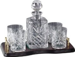 Lead Crystal Decanter Dangers: Lead Poisoning
